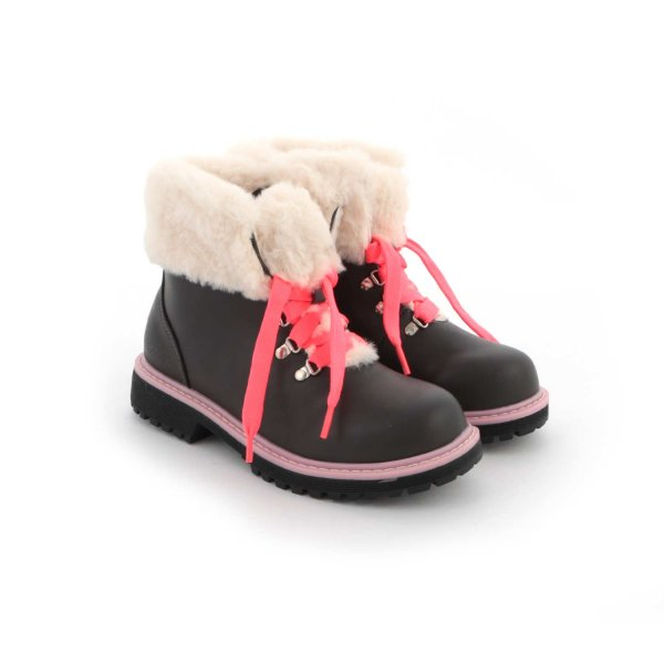 Billieblush - FAUX FUR BOOTS FOR GIRLS
