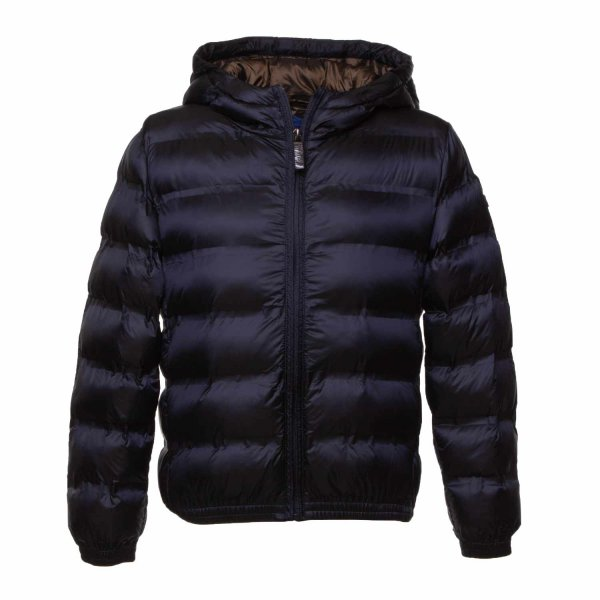 Invicta - BLUE DOWN JACKET FOR LITTLE BOYS