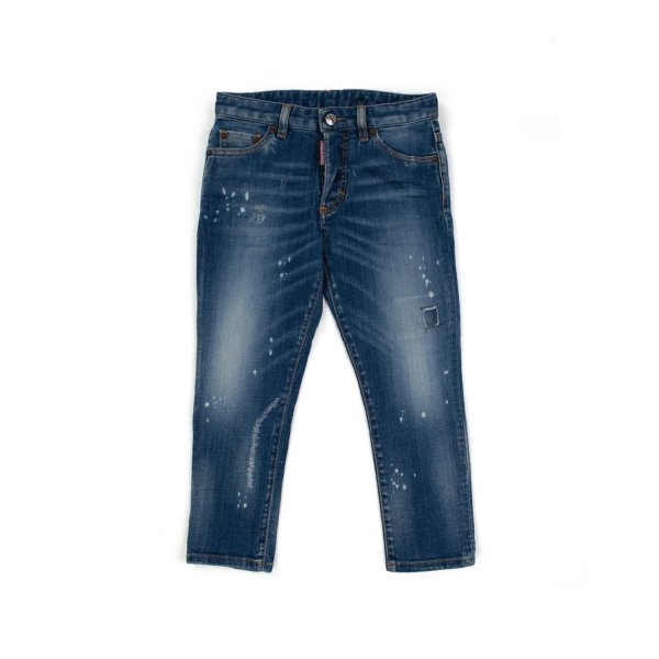 Dsquared2 - REGULAR JEANS FOR BOYS
