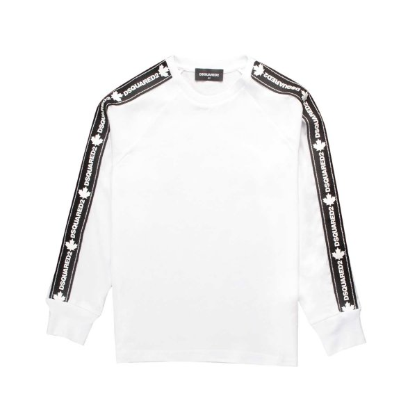 Dsquared2 - LIGHTWEIGHT SWEATSHIRT FOR BOY