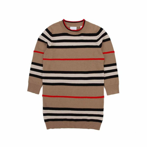 Burberry - ABITO IN CASHMERE BAMBINA TEEN