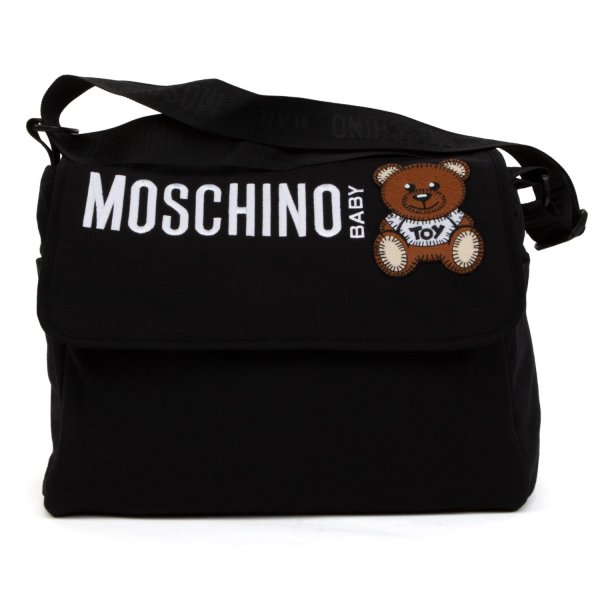 Moschino - MOMMY BAG WITH TEDDY BEAR