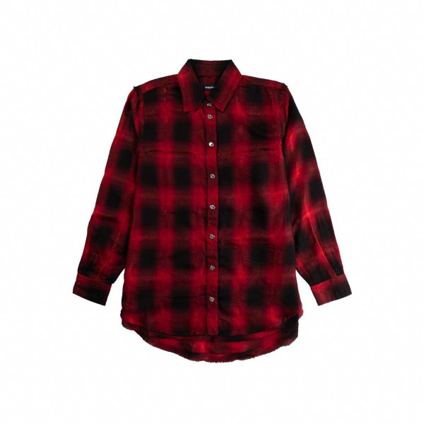 Diesel - GIRL AND TEEN CHECK SHIRT