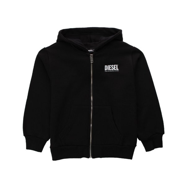 Diesel - BOY AND GIRL ZIP UP HOODIE