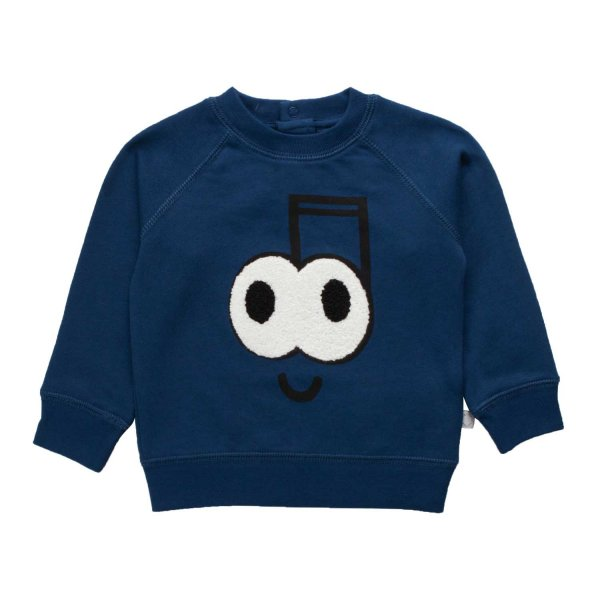 Stella Mccartney - COTTON SWEATSHIRT FOR BABY BOYS