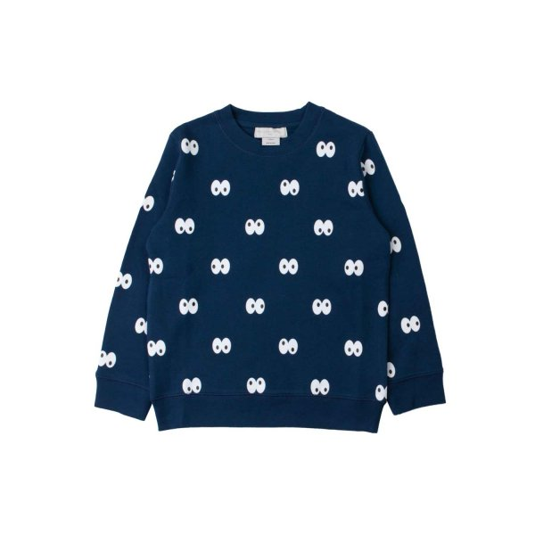 Stella Mccartney - BLUE PRINTED SWEATSHIRT FOR BOY