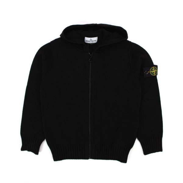 Stone Island - ZIP UP CARDIGAN FOR BOYS