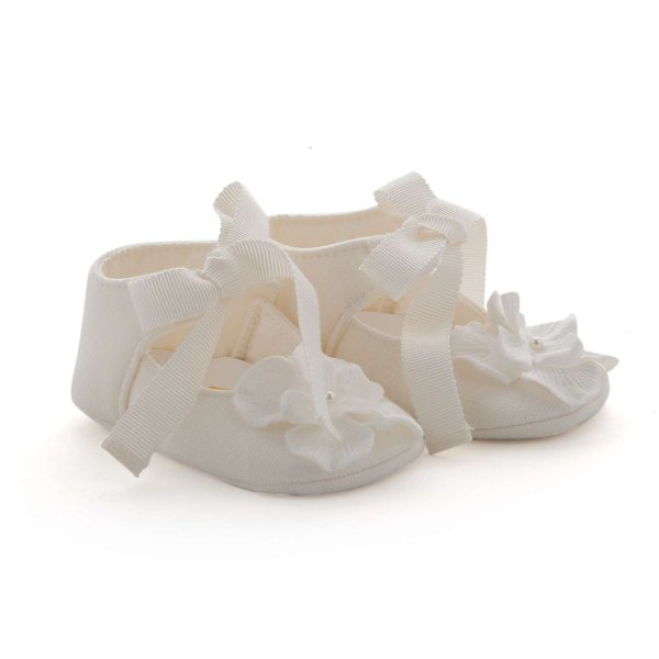 Monnalisa - BABY GIRL SHOES WITH FLOWER