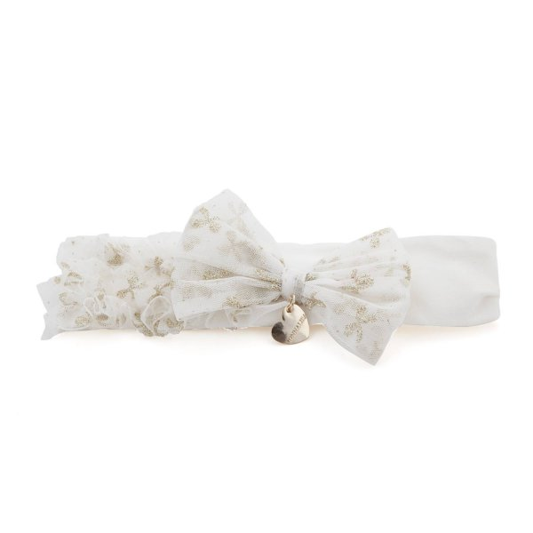 Monnalisa - BOW HEADBAND FOR LITTLE GIRL