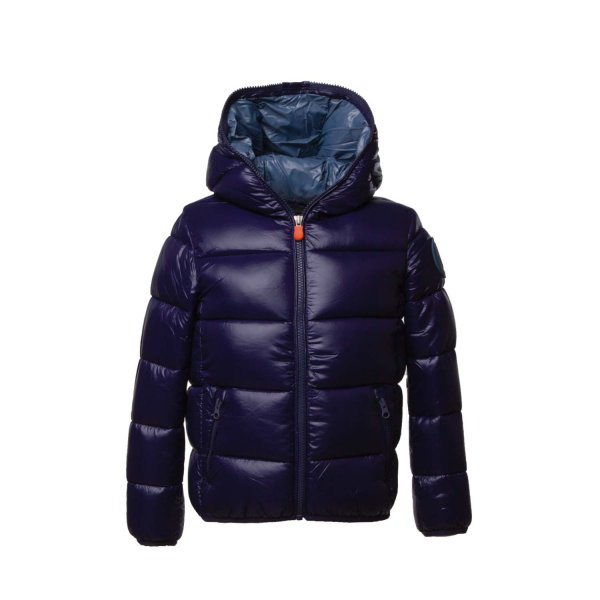Save The Duck - BLUE DOWN JACKET FOR TEEN AND BOY