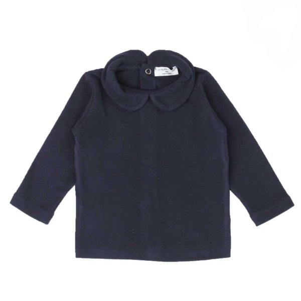 One More In The Family - MAGLIA BLU BIMBA