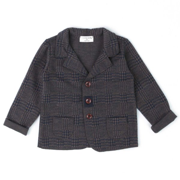 One More In The Family - BABY BOYS JACKET