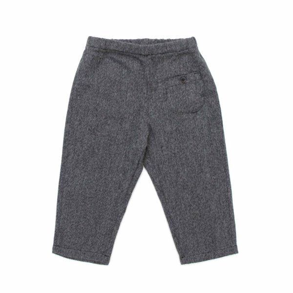 Babe & Tess - BABY GIRL GREY TROUSERS