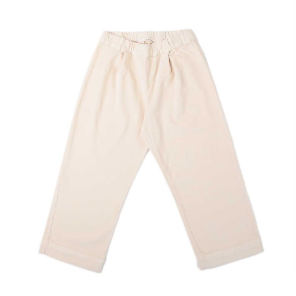 Babe & Tess - COTTON TROUSERS FOR LITTLE GIRL