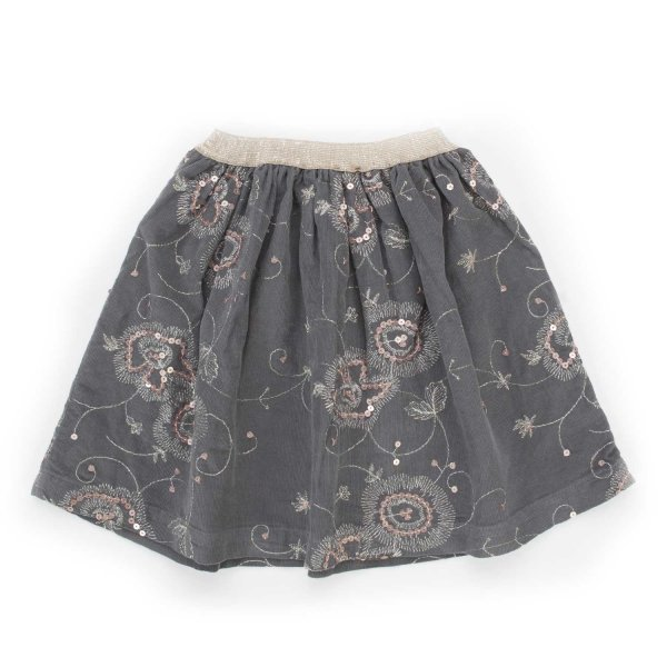 Babe & Tess - SEQUIN SKIRT FOR LITTLE GIRL