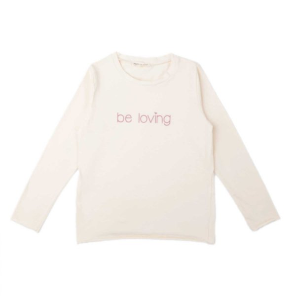 Babe & Tess - LITTLE GIRLS LONG SLEEVE T-SHIRT