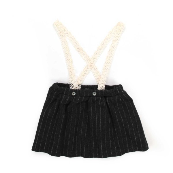 Olive - SUSPENDER SKIRT FOR LITTLE GIRL