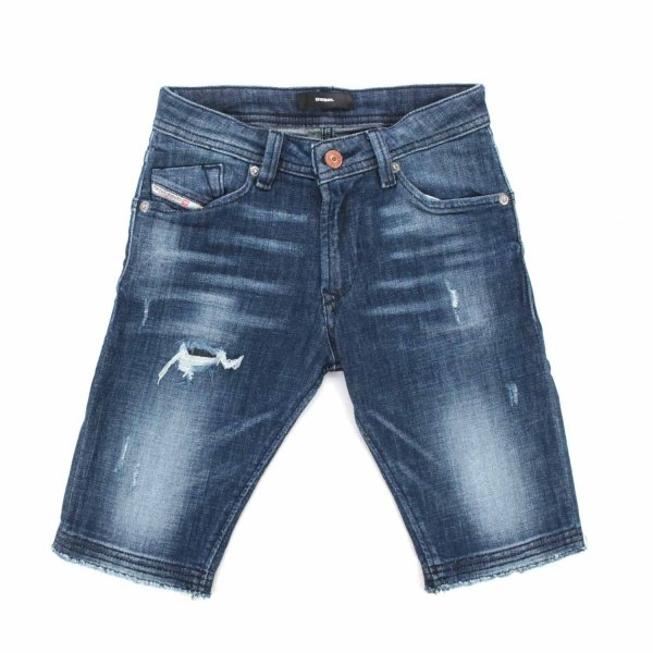 Diesel - DENIM SHORTS FOR TEEN AND BOY