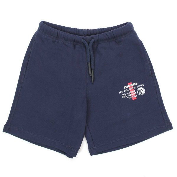 Diesel - BLUE SHORTS FOR TEEN AND BOY