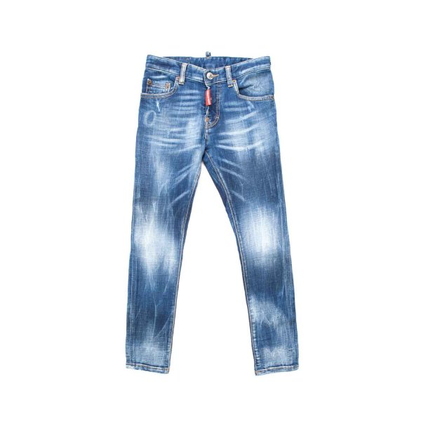 Dsquared2 - FADED JEANS FOR TEEN AND BOYS