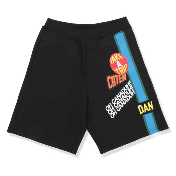 Dsquared2 - PRINTED SHORTS FOR BOYS
