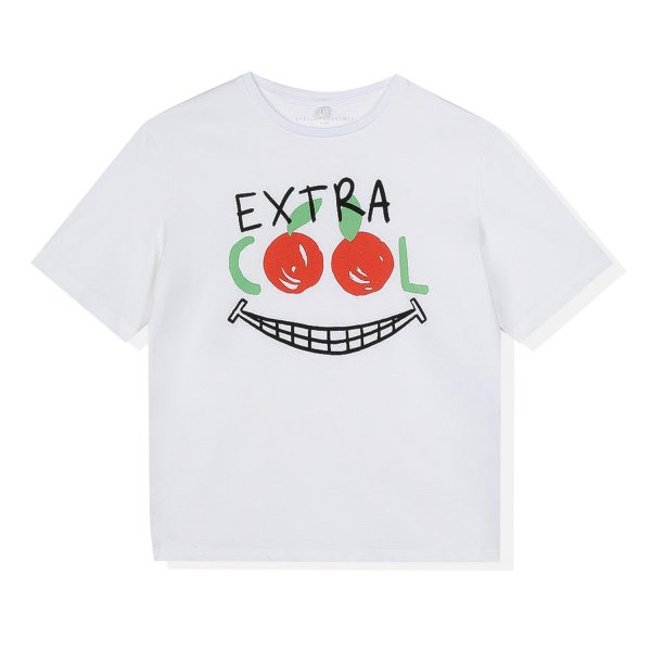 Stella Mccartney - T-SHIRT FOR LITTLE GIRL