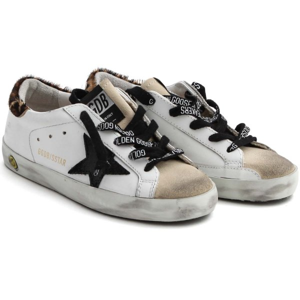 Sneaker Slip on girl teen Golden Goose Kids - annameglio.com shop online