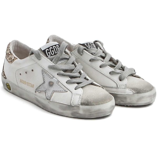 Golden Goose - SNEAKERS SSTAR BIANCHE GIRL