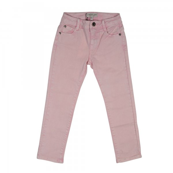 Twin-Set - JEANS GIRL ROSA CHIARO