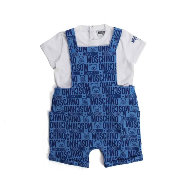 Moschino - BABY BOY COTTON OUTFIT