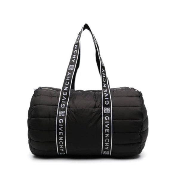 Givenchy - BLACK MOMMY BAG WITH LOGO 01