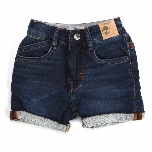 Timberland - DENIM SHORTS FOR BABY BOY