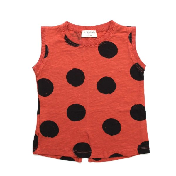 One More In The Family - TOP A POIS BIMBA