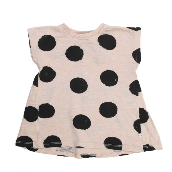 One More In The Family - BLUSA A POIS BABY