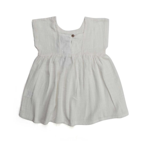 One More In The Family - BLUSA IN COTONE BABY