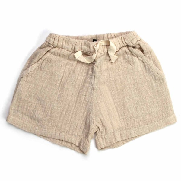 One More In The Family - SHORTS BEIGE BIMBA