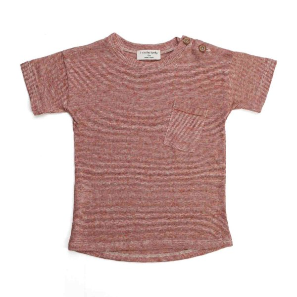 One More In The Family - T-SHIRT BIMBO COTONE