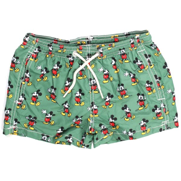 Mc2 Saint Barth - MICKEY MOUSE SWIMSUIT FOR BOY