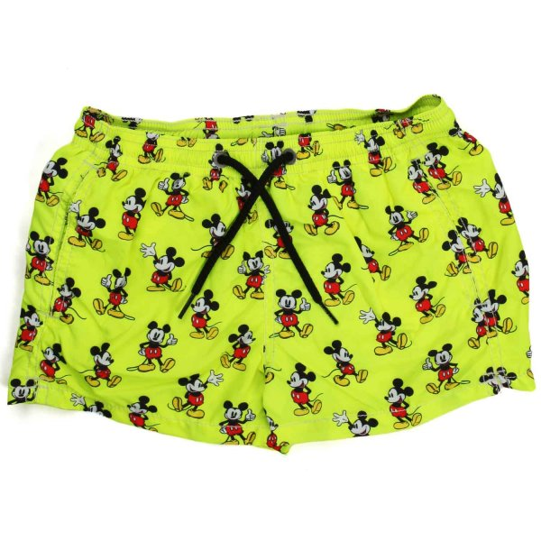 Mc2 Saint Barth - LITTLE BOY MICKEY MOUSE SWIMSUIT