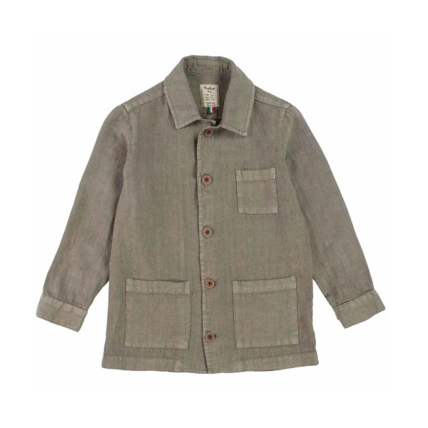 Nupkeet - LINEN JACKET FOR LITTLE BOY