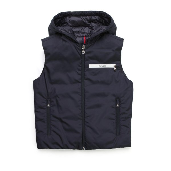 Moncler - ALEXIOS DOWN VEST FOR BOYS