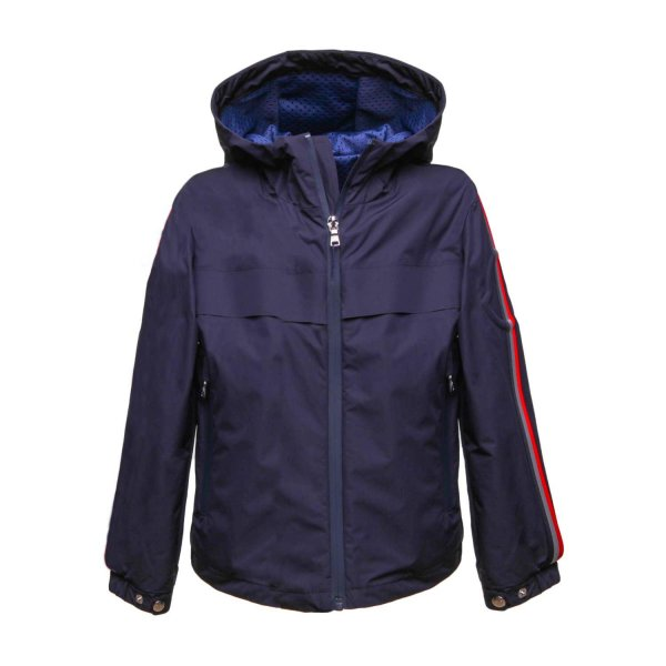 Moncler - BLUE VAUG JACKET FOR BOYS
