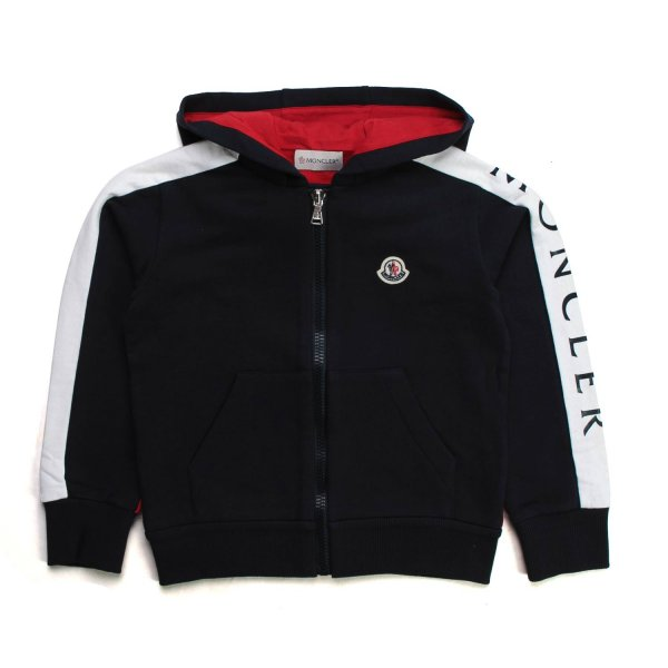 Moncler - ZIP UP HOODIE FOR BOY AND GIRL