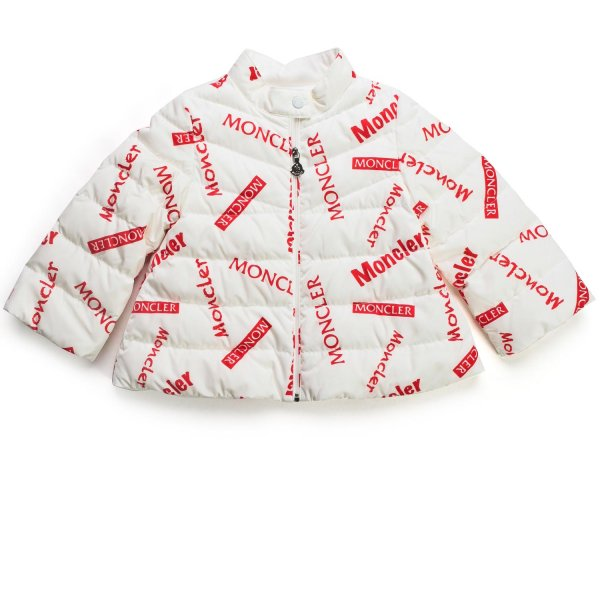 Moncler - ANTIE DOWN JACKET FOR BABY GIRL