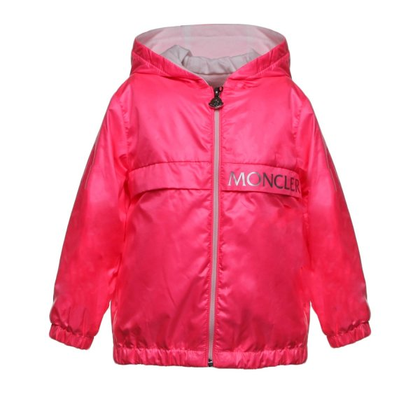 Moncler - PINK ADMETA JACKET FOR GIRL