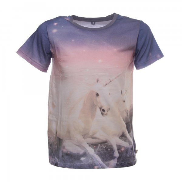 Stella Mccartney - T-SHIRT FANTASY BAMBINA E TEENAGER