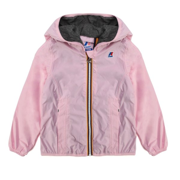 K-Way - LILY ROSE JERSEY JACKET FOR GIRL