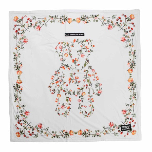 Burberry - BABY GIRLS COTTON BLANKET