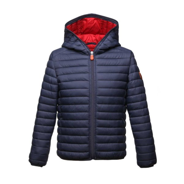 Save The Duck - BLUE 100 GRAMS JACKET FOR BOY