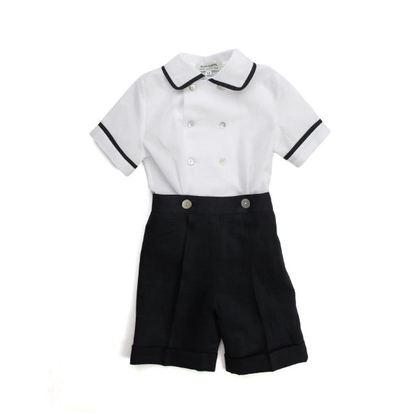 Paio Crippa - BABY BOY CEREMONY OUTFIT